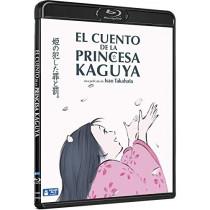 EL CUENTO DE LA PRINCESA KAGUYA BLU-RAY