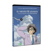EL VIENTO SE LEVANTA DVD