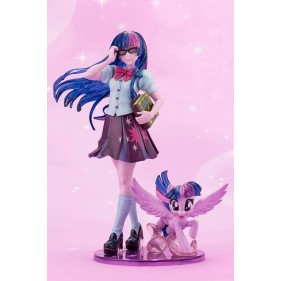MY LITTLE PONY BISHOUJO TWILIGHT SPARKLE L.E. 22CM