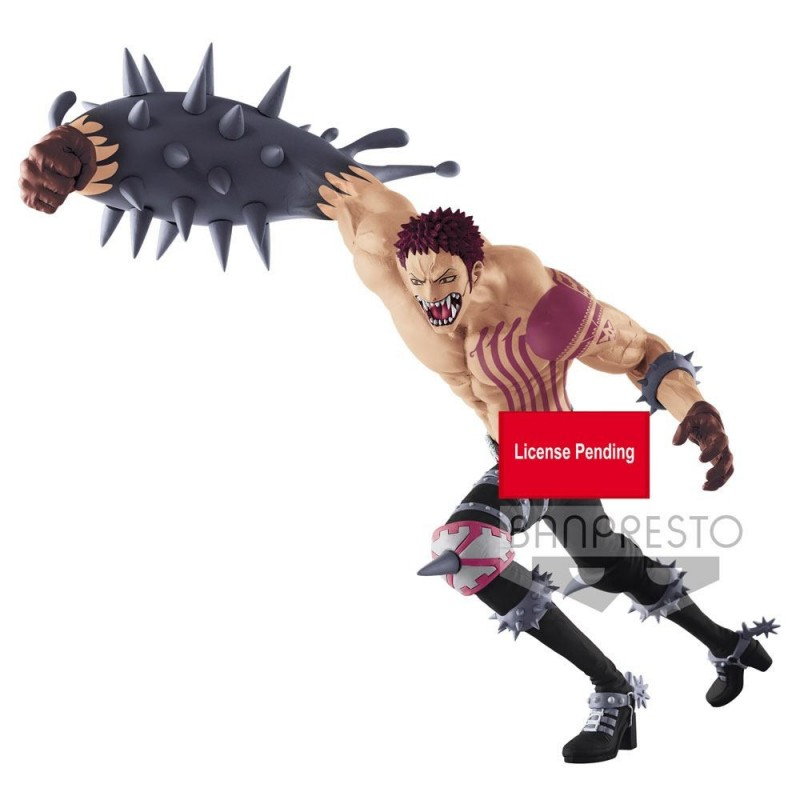 ONE PIECE BATTLE RECORD CHARLOTTE KATAKURI 27CM
