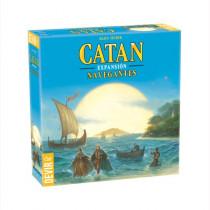 CATAN – EXPANSION NAVEGANTES DE CATAN