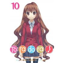 TORADORA 10 (LIGHT NOVEL) (INGLES - ENGLISH)
