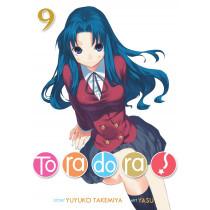 TORADORA 09 (LIGHT NOVEL) (INGLES - ENGLISH)