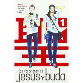LAS VACACIONES DE JESUS Y BUDA 01