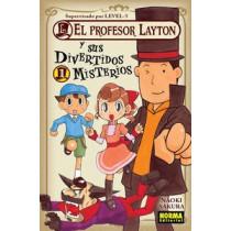 EL PROFESOR LAYTON Y SUS DIVERTIDOS MISTERIOS 01 - SEMINUEVO