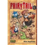 FAIRY TAIL 01 - SEMINUEVO