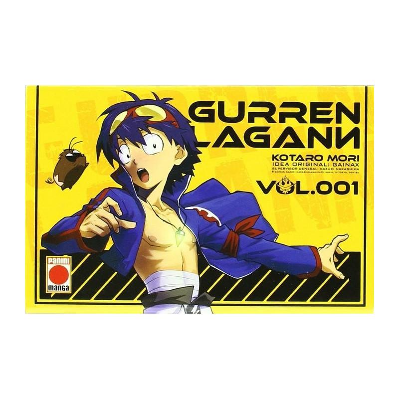 GURREN LAGANN 01 - SEMINUEVO