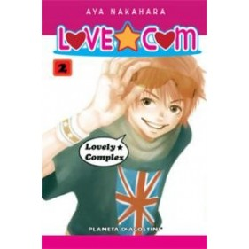 LOVELY COMPLEX LOVE COM 02 - SEMINUEVO