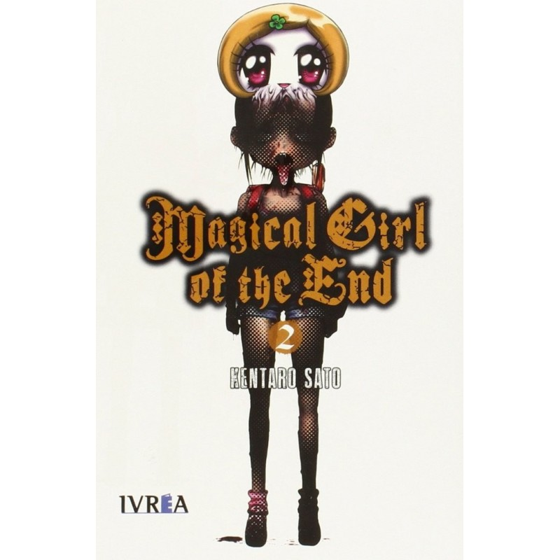 MAGICAL GIRL OF THE END 02 - SEMINUEVO