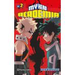 MY HERO ACADEMIA 02 - SEMINUEVO