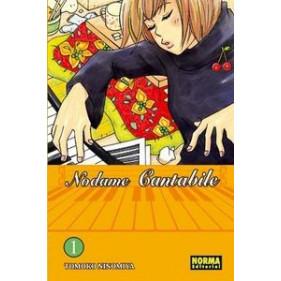NODAME CANTABILE 01 - SEMINUEVO