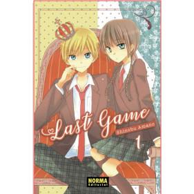 LAST GAME 01 (EDICIÓN PROMOCIONAL)