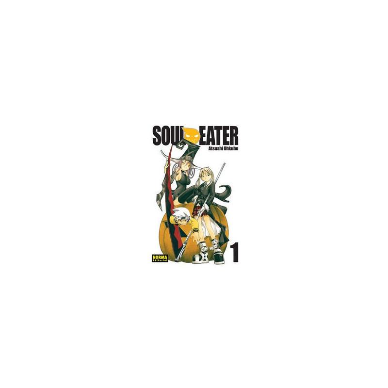 SOUL EATER 01 - SEMINUEVO
