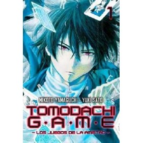 TOMODACHI GAME 01 - SEMINUEVO