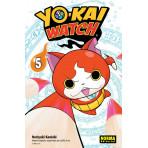 YO-KAI WATCH 05 - SEMINUEVO