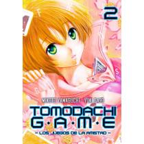 TOMODACHI GAME 02 - SEMINUEVO