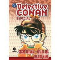 DETECTIVE CONAN ESPECIAL 03 - SEMINUEVO