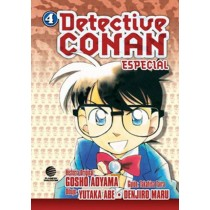 DETECTIVE CONAN ESPECIAL 04 - SEMINUEVO