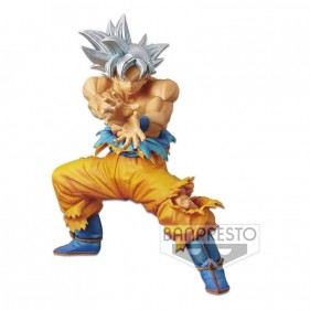 DRAGON BALL SUP WARRIORS GOKU ULTRA INSTINCT 18CM