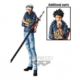 ONE PIECE GRANDISTA TRAFALGAR LAW 29CM
