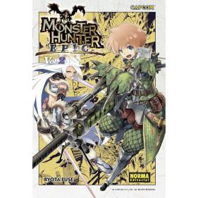 MONSTER HUNTER EPIC 02