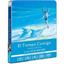EL TIEMPO CONTIGO BLU-RAY STEELBOX