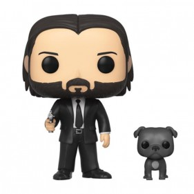 JOHN WICK IN BLACK SUIT POP