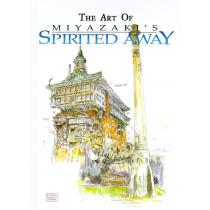 THE ART OF SPIRITED AWAY (EL VIAJE DE CHIHIRO) (INGLES - ENGLISH)