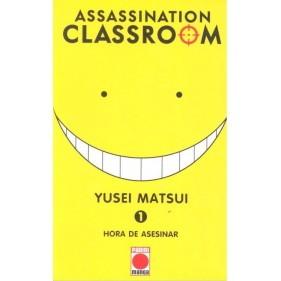 ASSASSINATION CLASSROOM 01 - SEMINUEVO