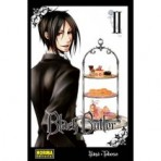 BLACK BUTLER 02 - SEMINUEVO