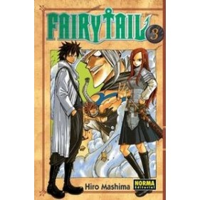 FAIRY TAIL 03 - SEMINUEVO