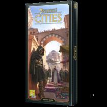 7 WONDERS NUEVA EDICION EXPANSION CITIES