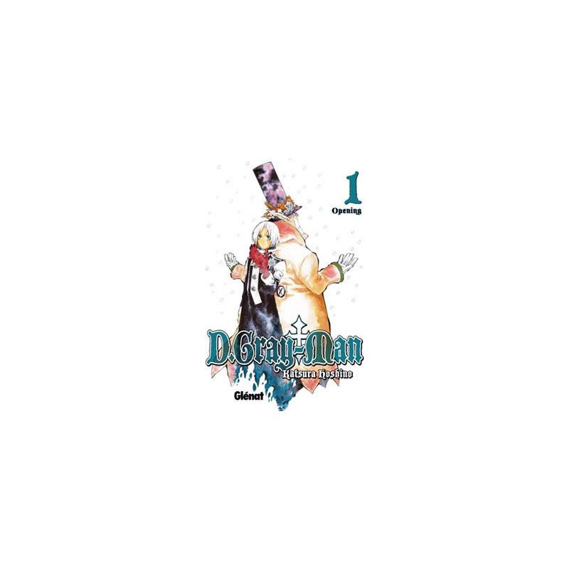 D.GRAY-MAN 01 (GLE) (SEMINUEVO)