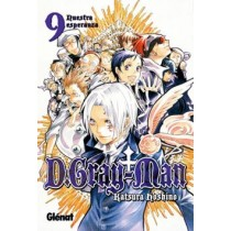 D.GRAY-MAN 09 (GLE) (SEMINUEVO)