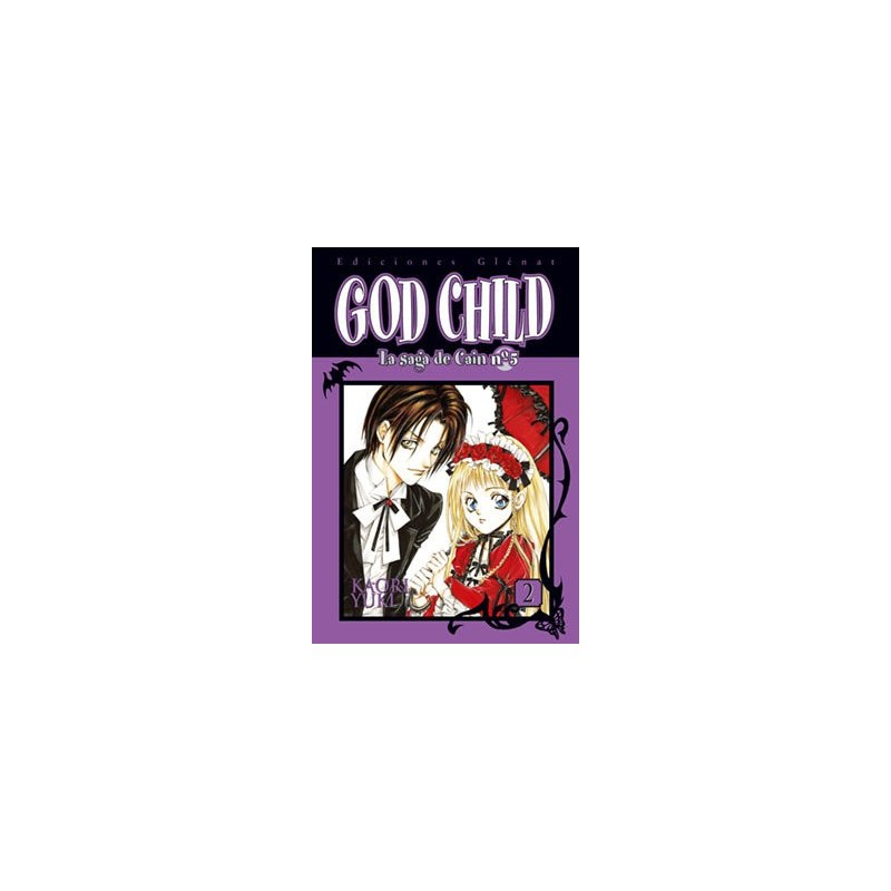 LA SAGA DE CAIN 5 - GOOD CHILD 02 (SEMINUEVO)