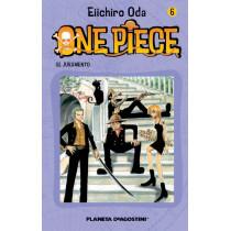ONE PIECE 06 (SEMINUEVO)