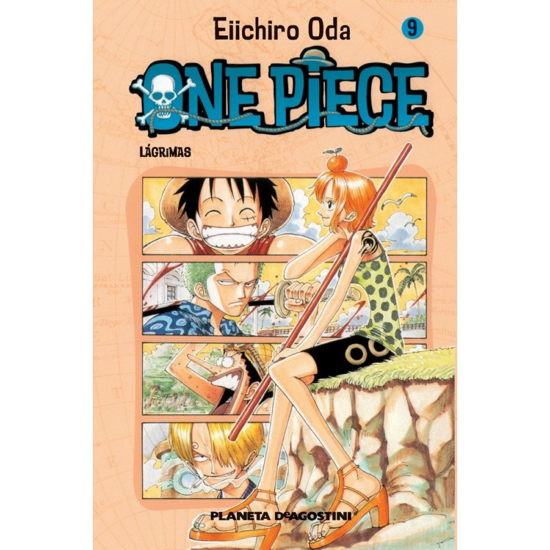 ONE PIECE 09 (SEMINUEVO)