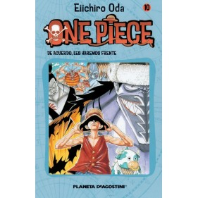 ONE PIECE 10 (SEMINUEVO)