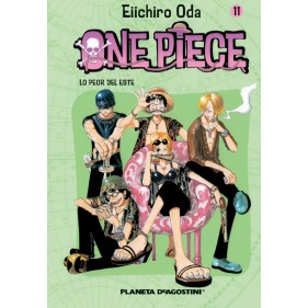ONE PIECE 11 (SEMINUEVO)