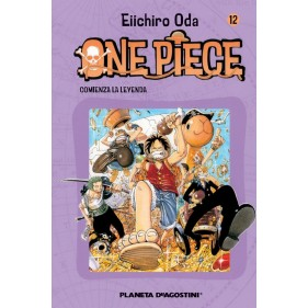 ONE PIECE 12 (SEMINUEVO)