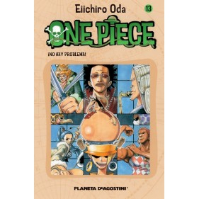 ONE PIECE 13 (SEMINUEVO)