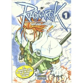 RAGNAROK ONLINE 01 (SEMINUEVO)