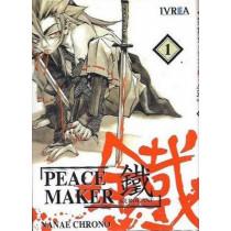 PEACE MAKER KUROGANE 01 (SEMINUEVO)