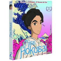 MISS HOKUSAI EDICION COLECCIONISTA BLU-RAY