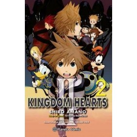 KINGDOM HEARTS II 02 (SEMINUEVO)
