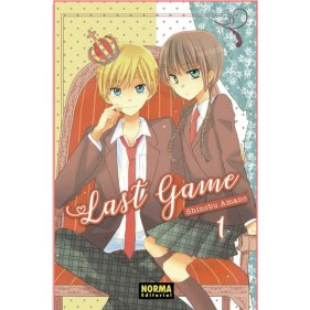 LAST GAME 01 (SEMINUEVO)