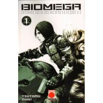 BIOMEGA TOMO 01 (SEMINUEVO)