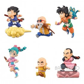 DRAGON BALL WORLD COLLECTABLE 7CM (AL AZAR)