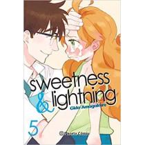 SWEETNESS & LIGHTNING 05