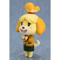 ANIMAL CROSSING: NEW LEAF ISABELLE VER. INVIERNO 10 CM NENDOROID